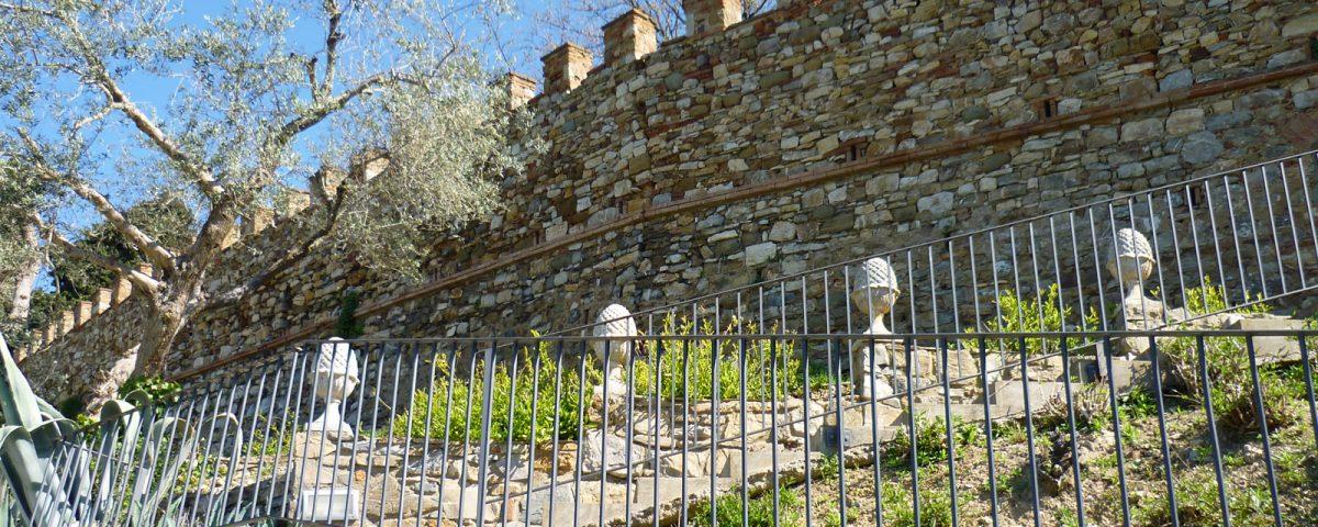 Impresa Edile Castagneto Carducci: Ristrutturazione Castello Segalari